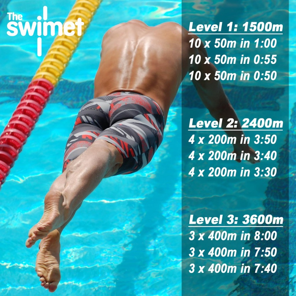 swim training-the swimet 1