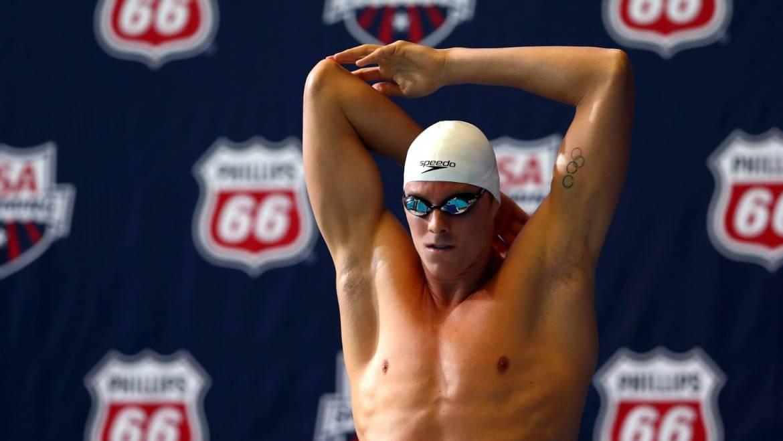 Estiramientos: natación y triatlón