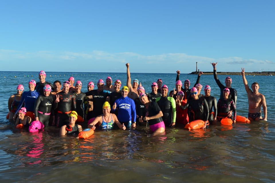 total immersion open water swim camp