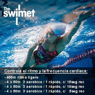 swim training 2 the swimet