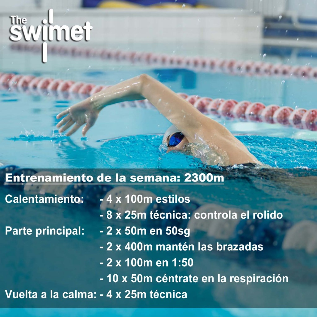 swim training 4 the swimet