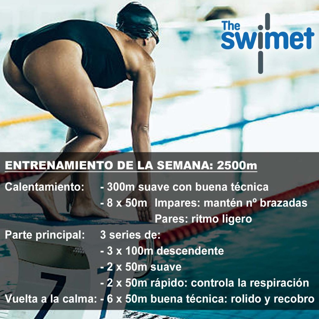 swim training 5 the swimet