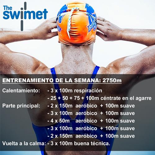 swim training 6 the swimet