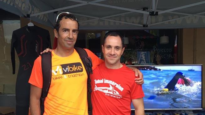 Entrevista al triatleta Ciro Tobar