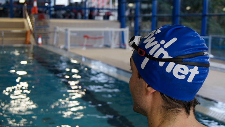 Swim your first kilometer