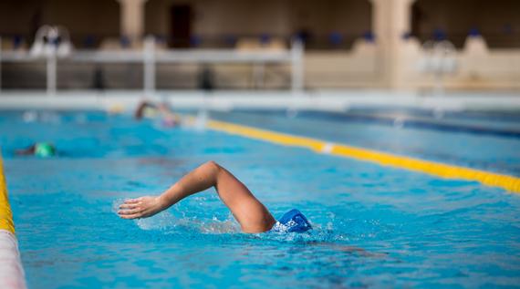 open water swim camp spain The Swimet