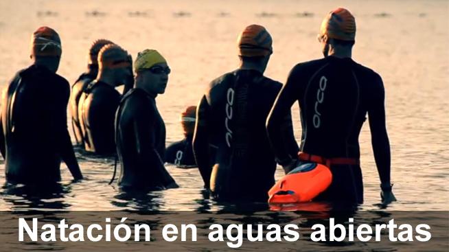 Preparate para nadar en aguas abiertas