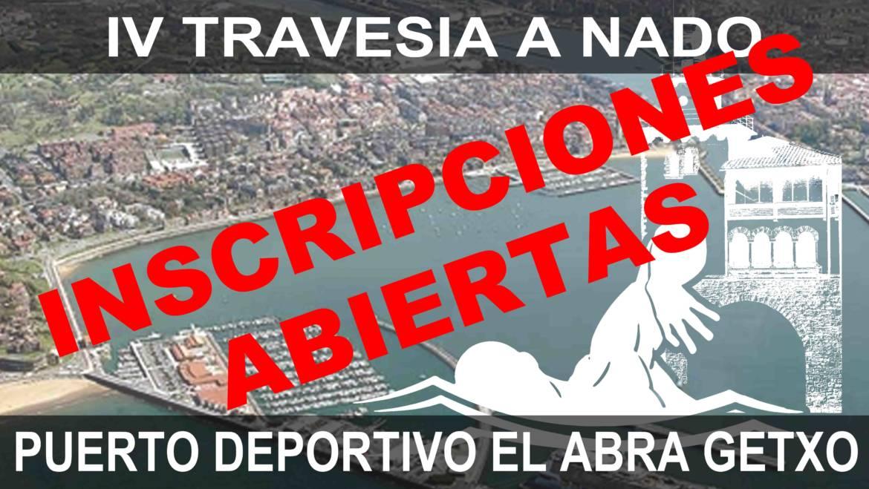 IV Travesía Puerto Deportivo El Abra-Getxo: 3 junio 2018