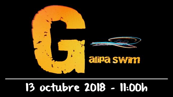 II Travesía Galipa Swim en Zierbena: 13 octubre 2018