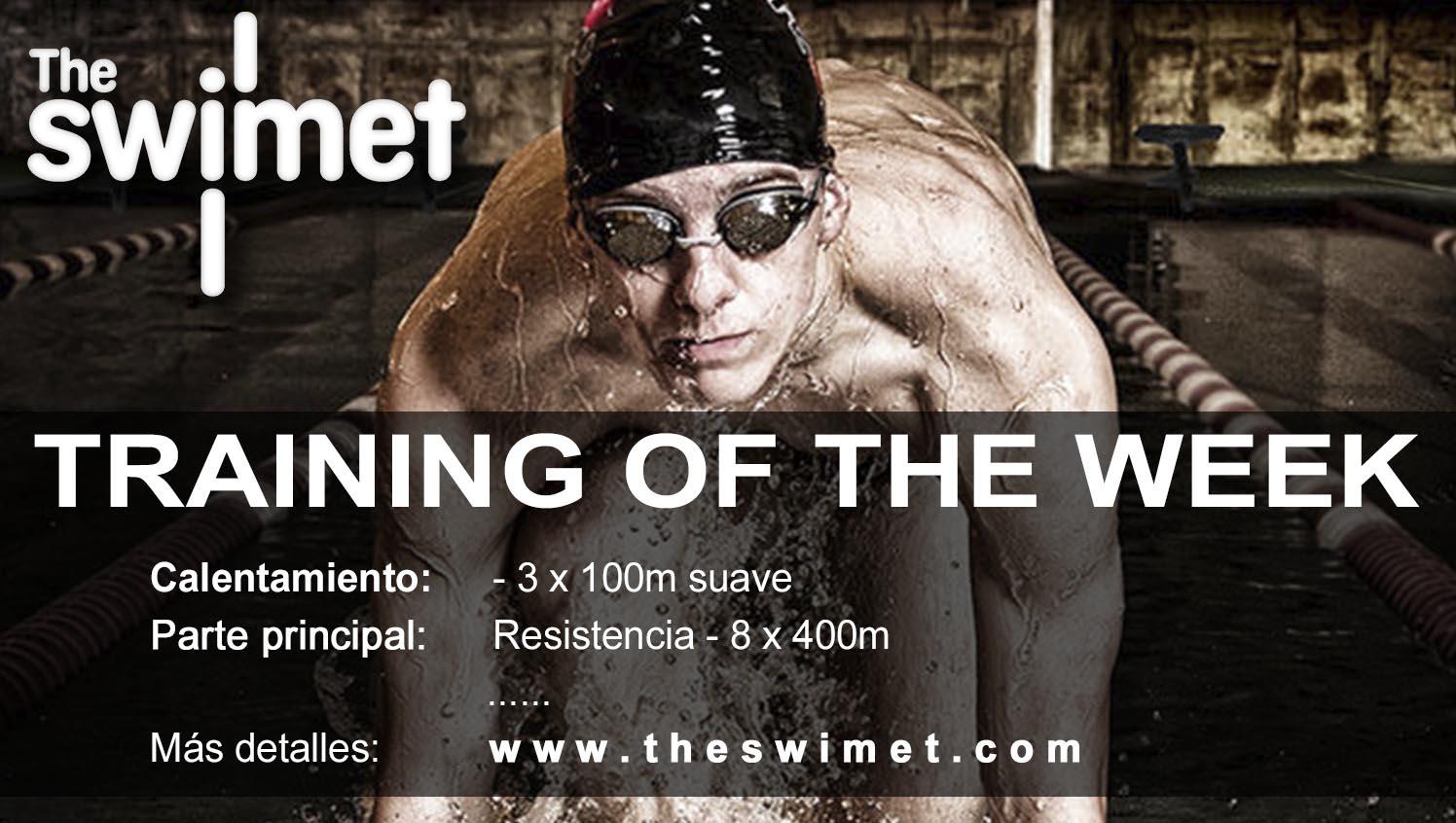 Entrenamiento de Natación 11   The Swimet