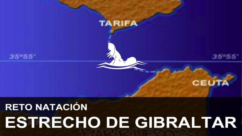 Reto natación: Estrecho de Gibraltar