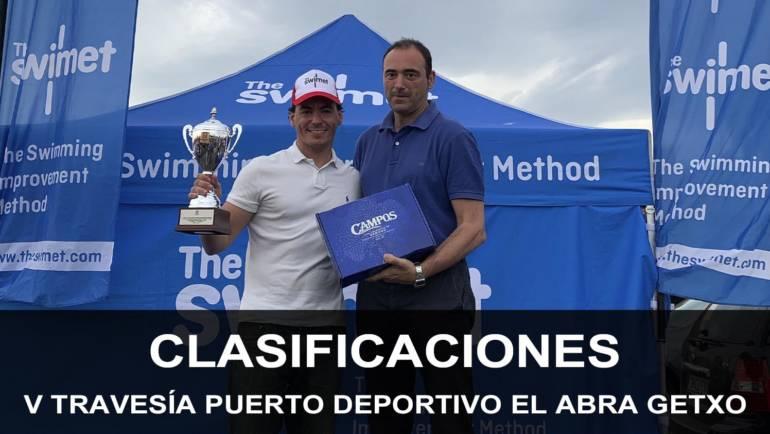 Clasificaciones V Travesía Puerto Deportivo El Abra Getxo