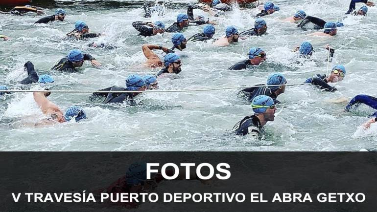 Fotos V Travesía Puerto Deportibo El Abra Getxo