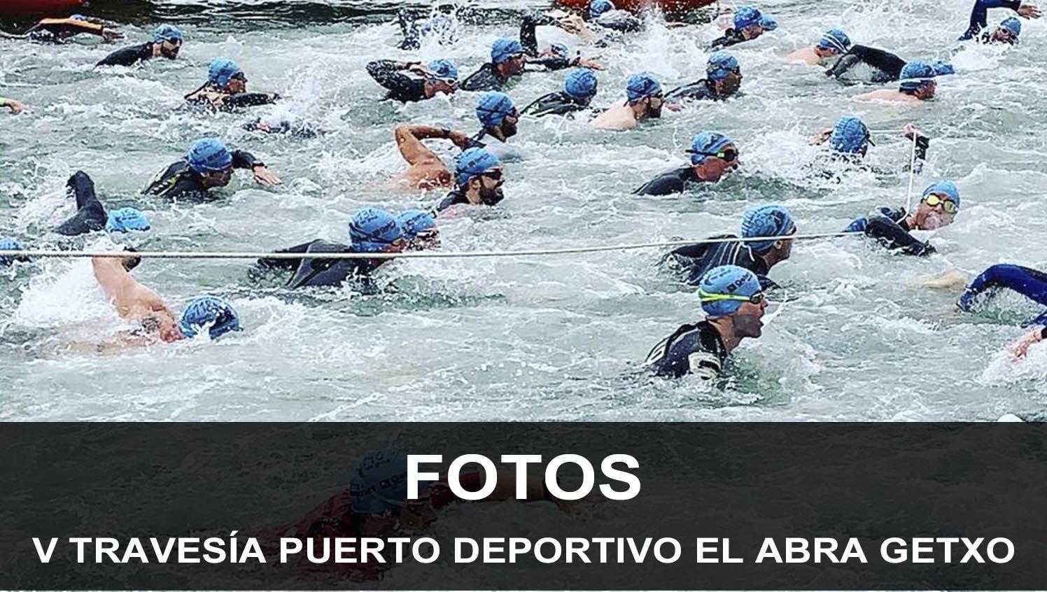 fotos travesia getxo the swimet