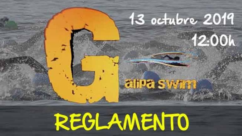 Reglamento III Galipa Swim en Zierbena: 13 octubre 2019