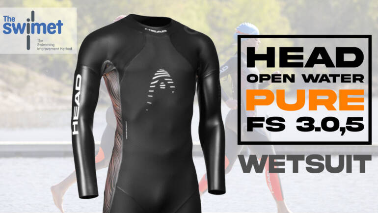 Neopreno HEAD OW PURE FS 3.0,5